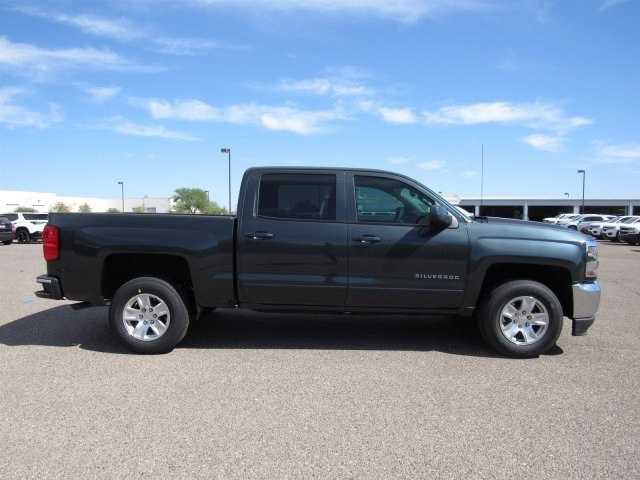 2018 Silverado 1500 Crew Cab Pickup #JG180853 - photo 3