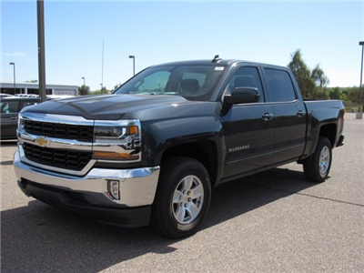 2018 Silverado 1500 Crew Cab Pickup #JG180853 - photo 1