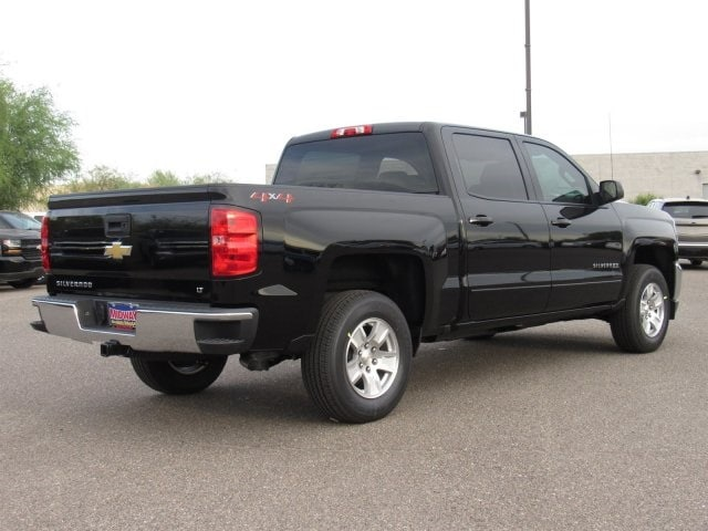 2018 Silverado 1500 Crew Cab 4x4, Pickup #JG211685 - photo 3