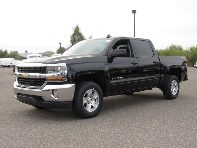2018 Silverado 1500 Crew Cab 4x4, Pickup #JG211685 - photo 1
