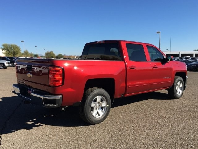 2018 Silverado 1500 Crew Cab,  Pickup #JG220462 - photo 3