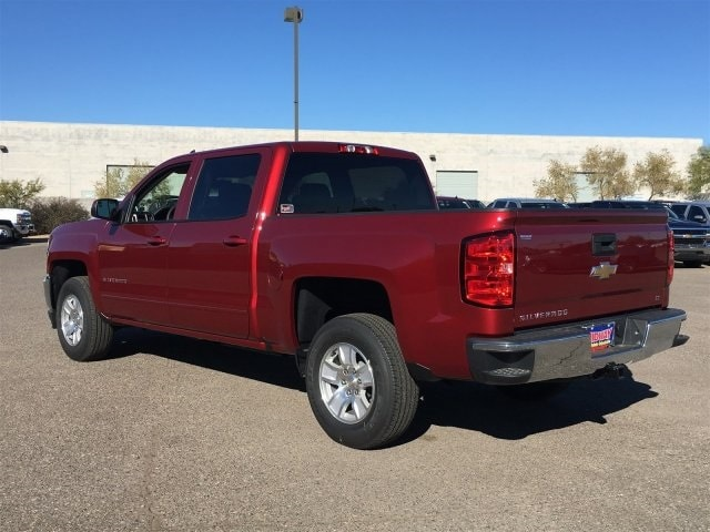 2018 Silverado 1500 Crew Cab,  Pickup #JG220462 - photo 2
