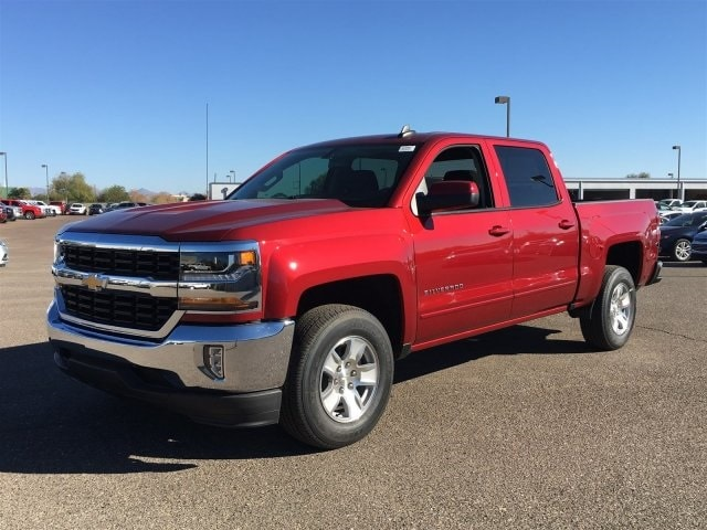 2018 Silverado 1500 Crew Cab,  Pickup #JG220462 - photo 1