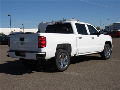 2018 Silverado 1500 Crew Cab Pickup #JG227570 - photo 3