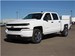 2018 Silverado 1500 Crew Cab Pickup #JG227570 - photo 1