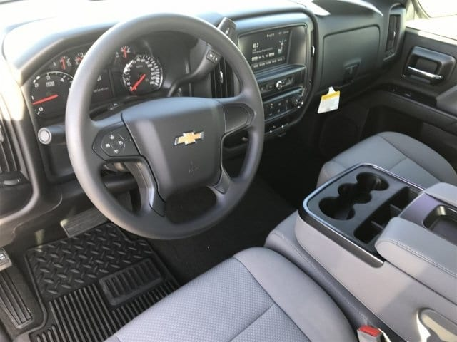 2018 Silverado 1500 Crew Cab, Pickup #JG282081 - photo 8