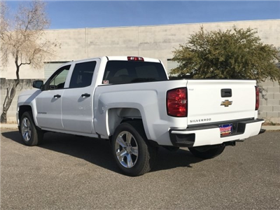 2018 Silverado 1500 Crew Cab, Pickup #JG282081 - photo 2