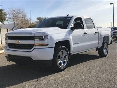 2018 Silverado 1500 Crew Cab, Pickup #JG282081 - photo 1