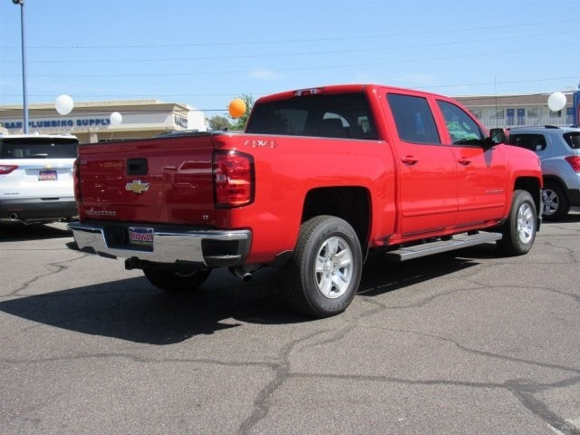 2018 Silverado 1500 Crew Cab 4x4,  Pickup #JG298319 - photo 3