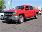 2018 Silverado 1500 Crew Cab 4x4,  Pickup #JG298319 - photo 1