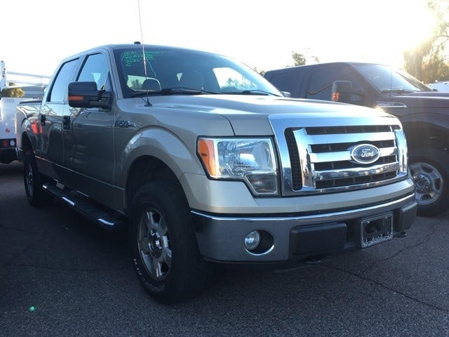 2010 F-150 Super Cab 4x4,  Pickup #JG412524A - photo 1