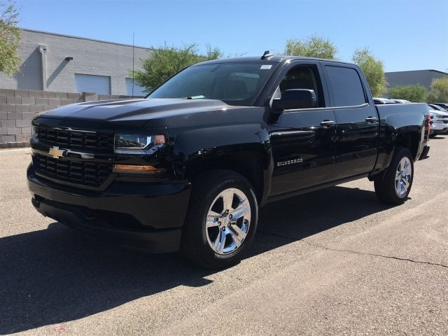 2018 Silverado 1500 Crew Cab 4x2,  Pickup #JG456486 - photo 1