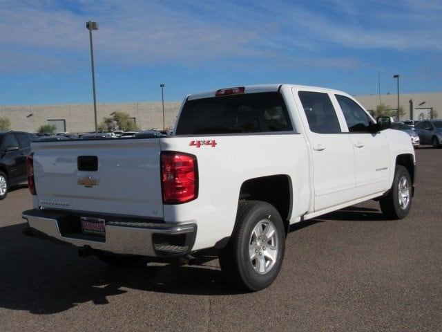 2018 Silverado 1500 Crew Cab 4x4,  Pickup #JG461007 - photo 3