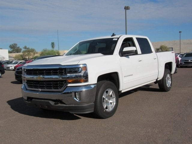2018 Silverado 1500 Crew Cab 4x4,  Pickup #JG461007 - photo 1