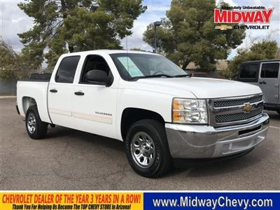 2013 Silverado 1500 Crew Cab 4x2,  Pickup #JG468053A - photo 1