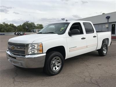 2013 Silverado 1500 Crew Cab 4x2,  Pickup #JG468053A - photo 3
