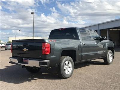 2018 Silverado 1500 Crew Cab 4x4,  Pickup #JG511918 - photo 3