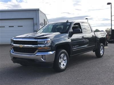 2018 Silverado 1500 Crew Cab 4x4,  Pickup #JG511918 - photo 1