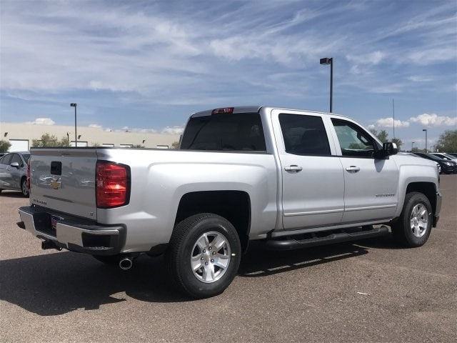 2018 Silverado 1500 Crew Cab 4x2,  Pickup #JG534990 - photo 3