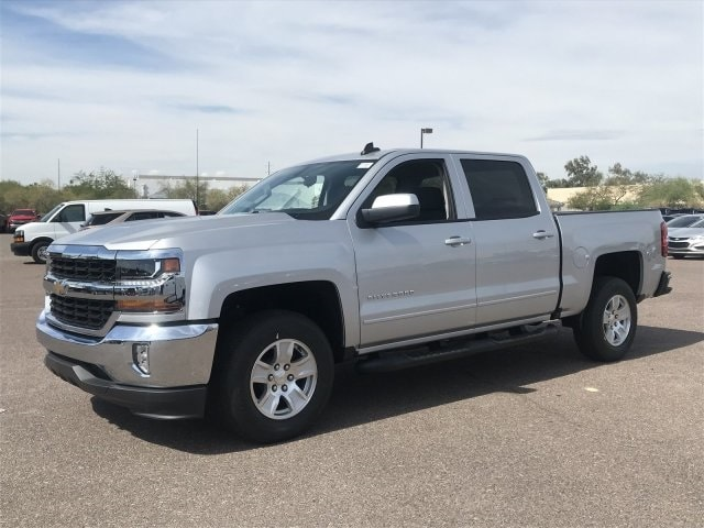 2018 Silverado 1500 Crew Cab 4x2,  Pickup #JG534990 - photo 1