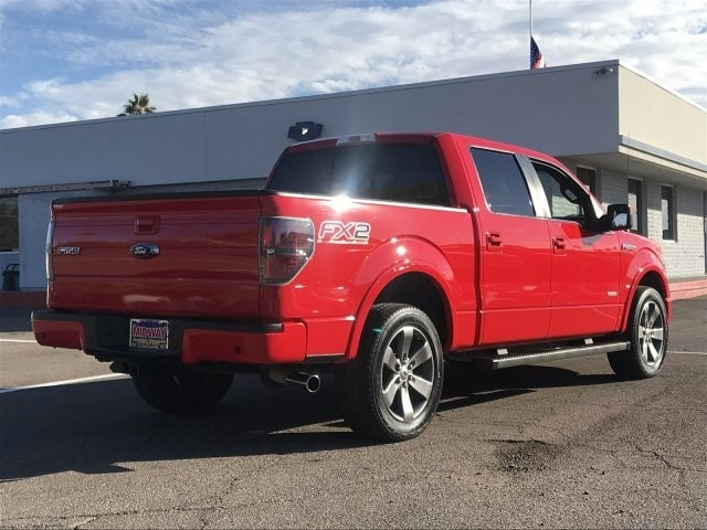 2014 F-150 SuperCrew Cab 4x2,  Pickup #JG538195A - photo 3