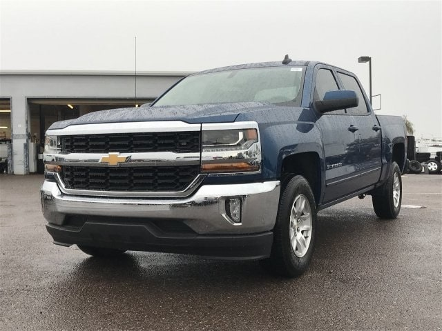 2018 Silverado 1500 Crew Cab 4x2,  Pickup #JG538813 - photo 1