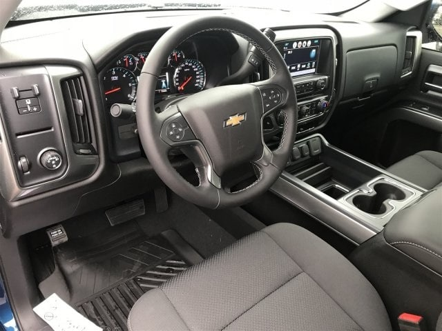 2018 Silverado 1500 Crew Cab 4x2,  Pickup #JG538813 - photo 5
