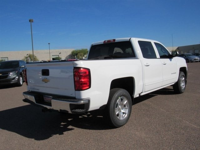 2018 Silverado 1500 Crew Cab 4x2,  Pickup #JG540581 - photo 3