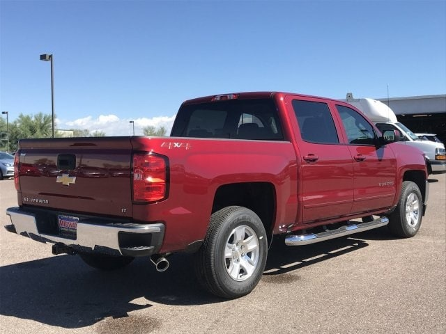 2018 Silverado 1500 Crew Cab 4x4,  Pickup #JG543166 - photo 3