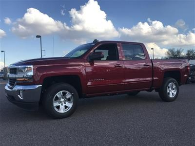 2018 Silverado 1500 Crew Cab 4x4,  Pickup #JG544531 - photo 1