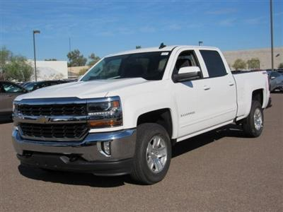 2018 Silverado 1500 Crew Cab 4x4,  Pickup #JG547485 - photo 1