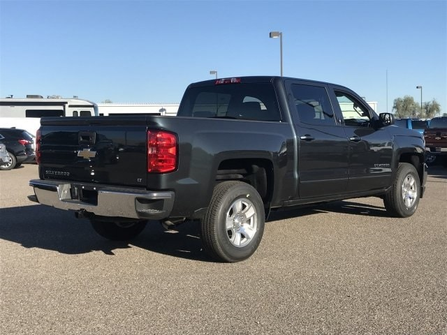 2018 Silverado 1500 Crew Cab 4x2,  Pickup #JG552313 - photo 3