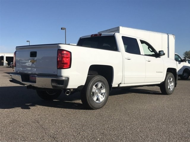 2018 Silverado 1500 Crew Cab 4x2,  Pickup #JG574923 - photo 3