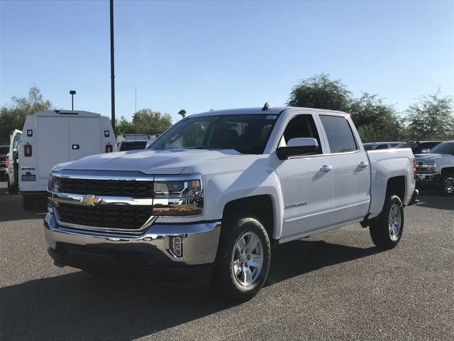 2018 Silverado 1500 Crew Cab 4x2,  Pickup #JG574923 - photo 1