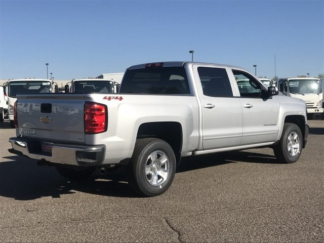 2018 Silverado 1500 Crew Cab 4x4,  Pickup #JG580637 - photo 3