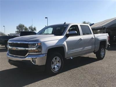 2018 Silverado 1500 Crew Cab 4x4,  Pickup #JG580637 - photo 1