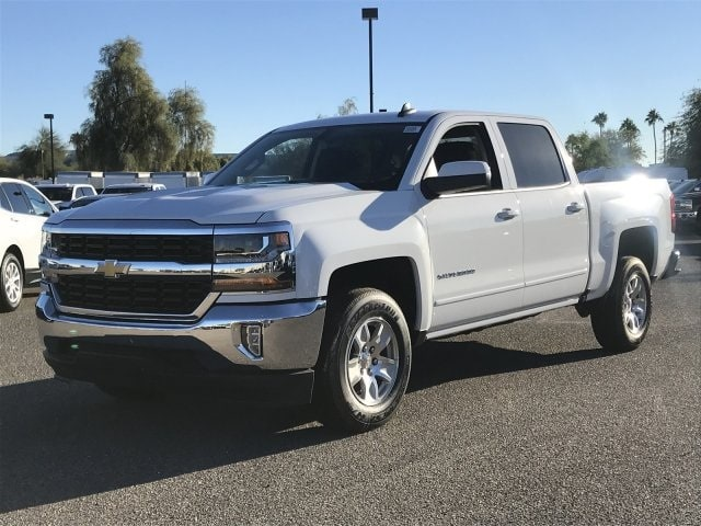 2018 Silverado 1500 Crew Cab 4x2,  Pickup #JG583980 - photo 4