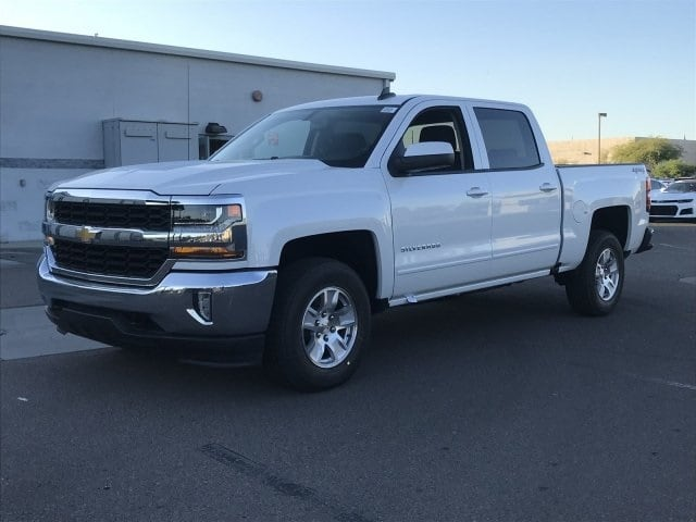 2018 Silverado 1500 Crew Cab 4x4,  Pickup #JG586186 - photo 1