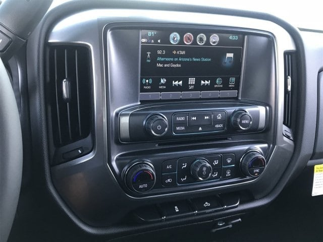 2018 Silverado 1500 Crew Cab 4x4,  Pickup #JG586186 - photo 8