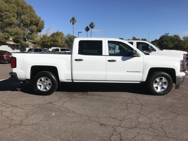 2014 Silverado 1500 Crew Cab 4x2,  Pickup #JG602853A - photo 3