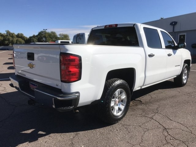 2014 Silverado 1500 Crew Cab 4x2,  Pickup #JG602853A - photo 4