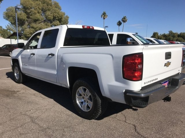 2014 Silverado 1500 Crew Cab 4x2,  Pickup #JG602853A - photo 2