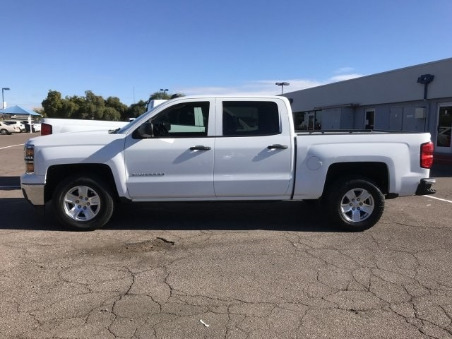2014 Silverado 1500 Crew Cab 4x2,  Pickup #JG602853A - photo 7