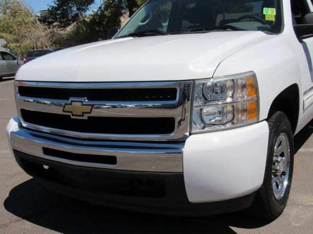 2011 Silverado 1500 Crew Cab, Pickup #JS559898A - photo 6