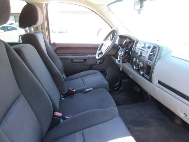 2011 Silverado 1500 Crew Cab, Pickup #JS559898A - photo 8