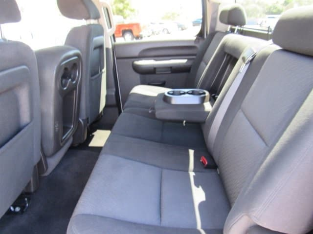 2011 Silverado 1500 Crew Cab, Pickup #JS559898A - photo 11