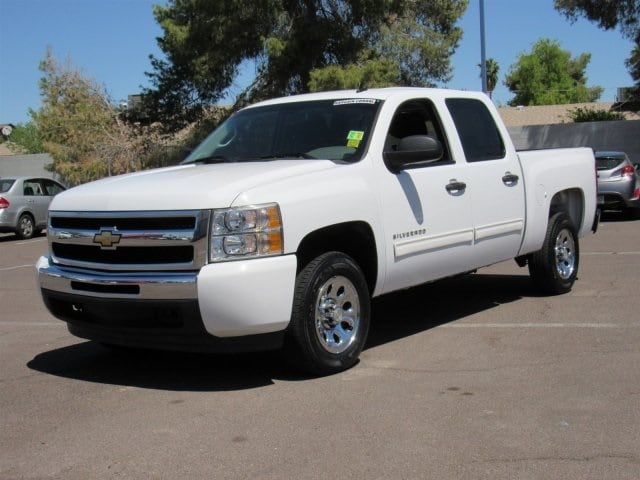 2011 Silverado 1500 Crew Cab, Pickup #JS559898A - photo 1