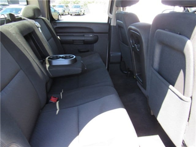 2011 Silverado 1500 Crew Cab, Pickup #JS559898A - photo 10