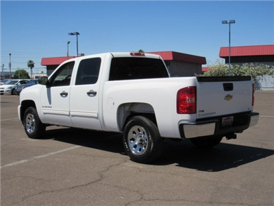 2011 Silverado 1500 Crew Cab, Pickup #JS559898A - photo 2