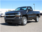 2018 Silverado 1500 Regular Cab, Pickup #JZ143496 - photo 1